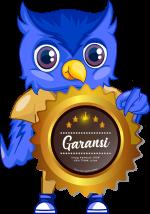 Garansi with maskot